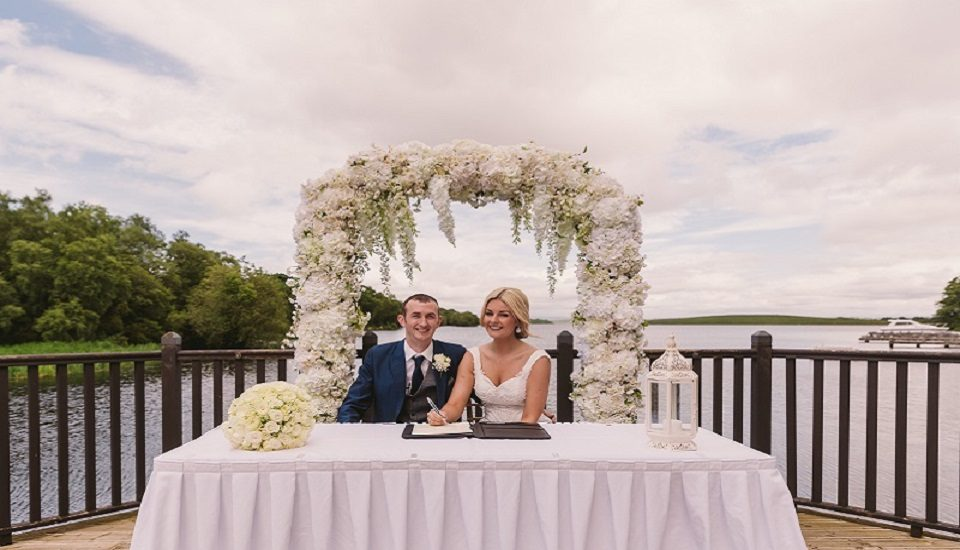 Married by the Water….