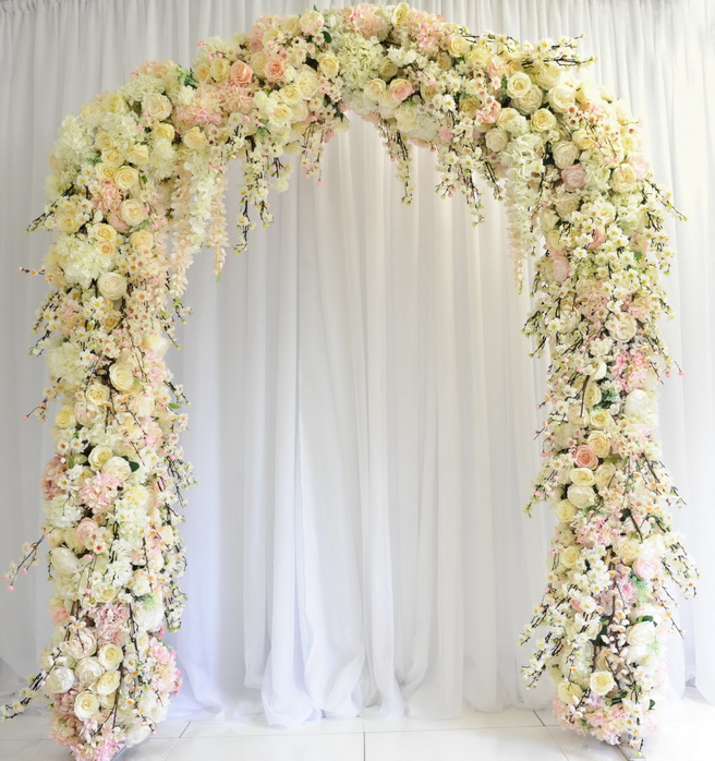McGarry Floral archway