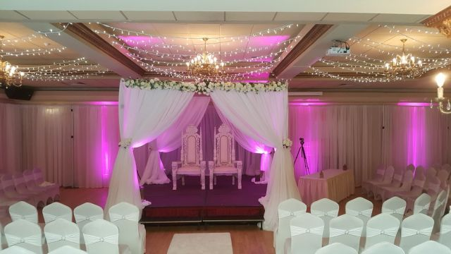 Mandap wedding hire n.ireland indian ceremoney